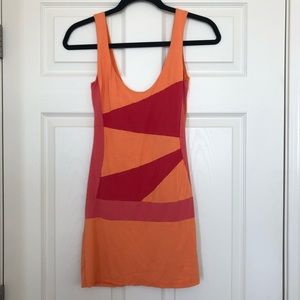 Arden B 90s Mini Dress